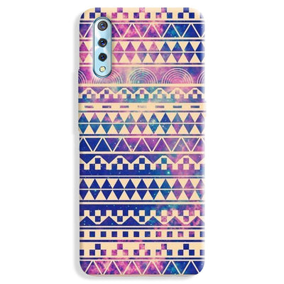Tribal Galaxy Vivo S1 Case