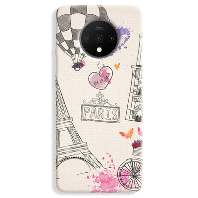 Paris OnePlus 7T Case