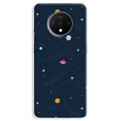Space OnePlus 7T Case