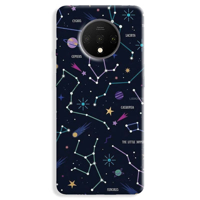Constellation Doodle OnePlus 7T Case