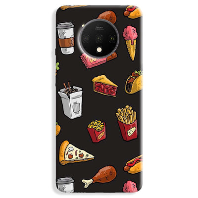 Foodie OnePlus 7T Case