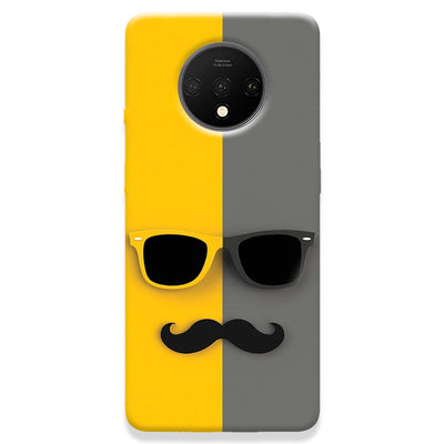 Mr. Mustache OnePlus 7T Case