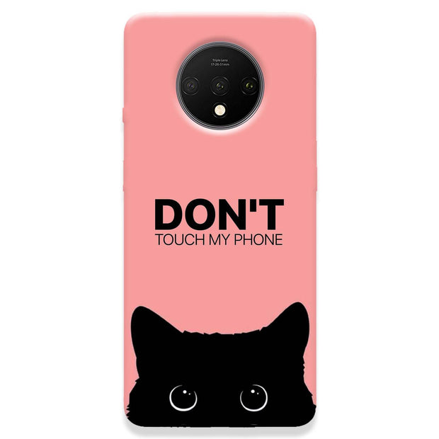 Don't Touch My Phone OnePlus 7T Case