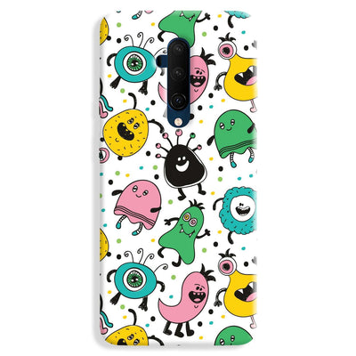 The Monsters OnePlus 7T Case