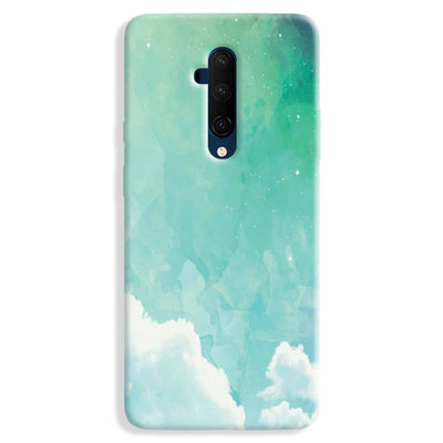 Blue Resonance OnePlus 7T Case
