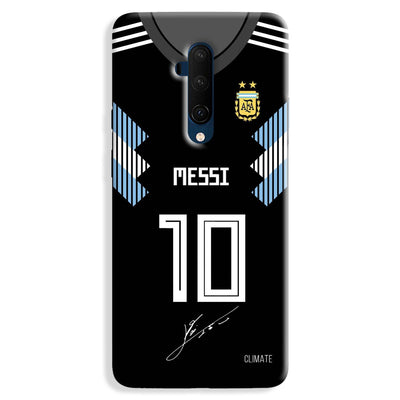 Messi (Argentina) Jersey OnePlus 7T Case
