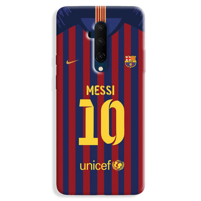 Messi (FC Barcelona) Jersey OnePlus 7T Case