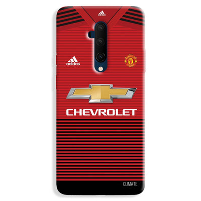 Manchester United Jersey OnePlus 7T Case