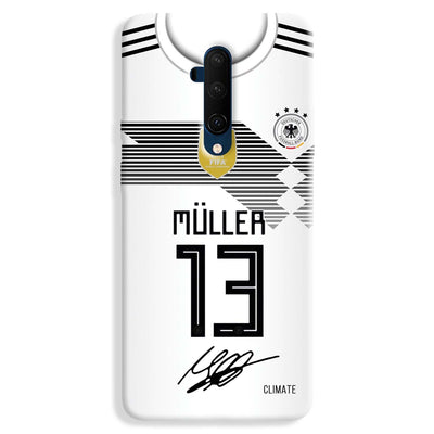 Muller Jersey OnePlus 7T Case
