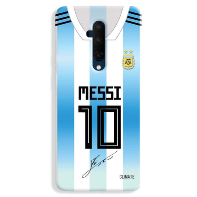 Messi Jersey OnePlus 7T Case