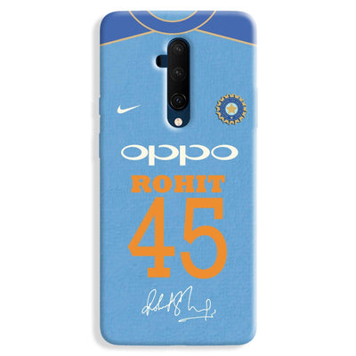 Rohit Sharma Jersey OnePlus 7T Case