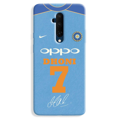 Dhoni Jersey OnePlus 7T Case