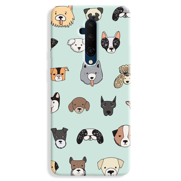 Animal Lover OnePlus 7T Case