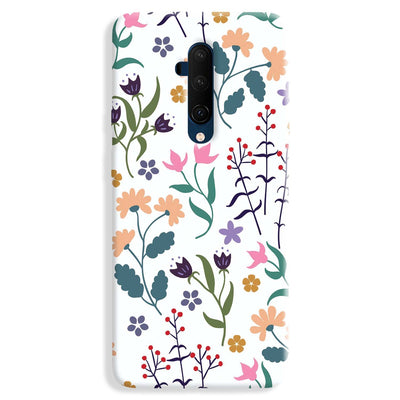 Floral Seamless Pattern OnePlus 7T Case