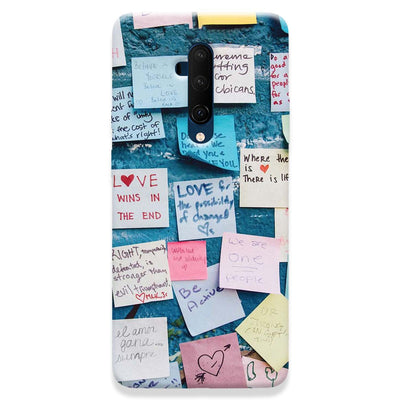 Love Note OnePlus 7T Case
