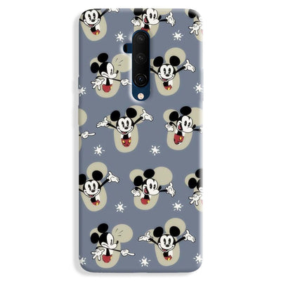 Mickey Mouse Pattern OnePlus 7T Pro Case