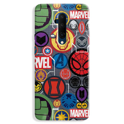 Marvel Iconic Mashup OnePlus 7T Pro Case