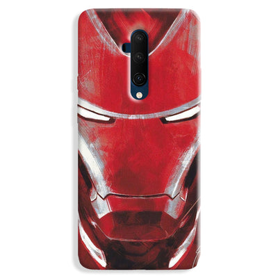 Ironman Charcoal Art OnePlus 7T Pro Case