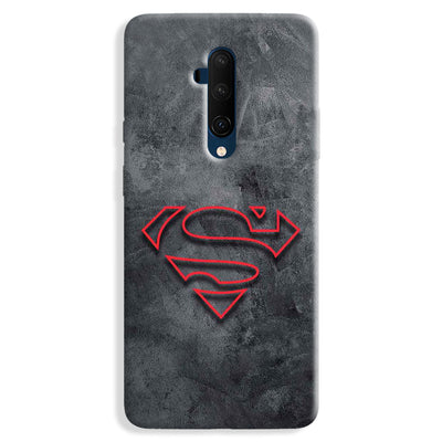 Superman Steel OnePlus 7T Pro Case