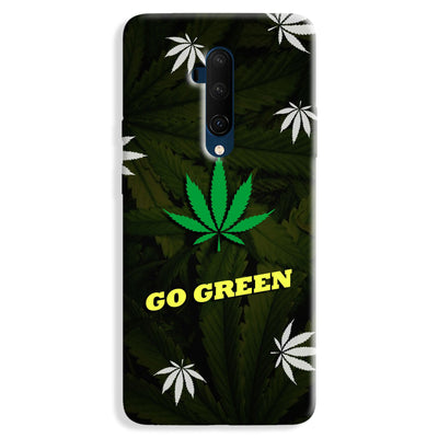 Weed OnePlus 7T Pro Case