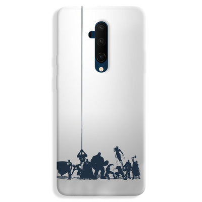 Marvel: The Avengers OnePlus 7T Pro Case