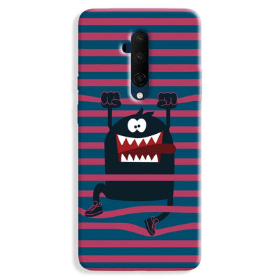 Laughing Monster OnePlus 7T Case
