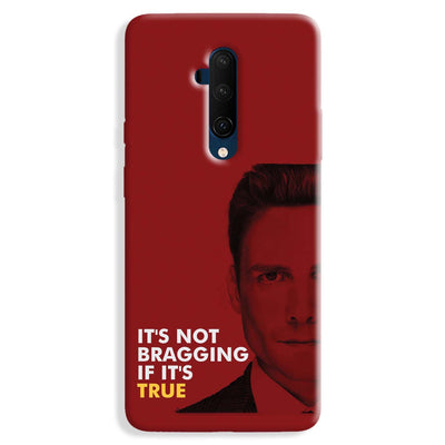 It's Not bragging if its true OnePlus 7T Case