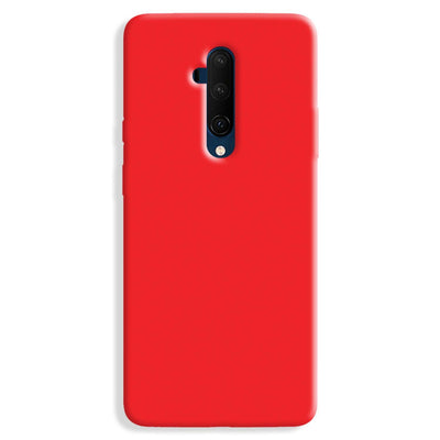 Bright Red OnePlus 7T Case