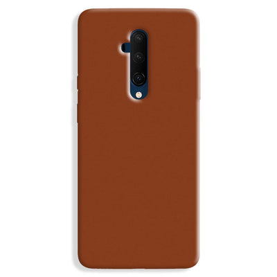 Brown OnePlus 7T Case