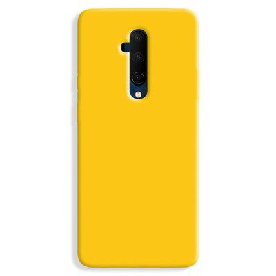 Yellow Crome OnePlus 7T Case