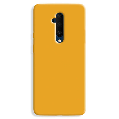 Yellow Ochre OnePlus 7T Case