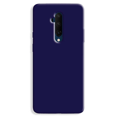 Navy Blue OnePlus 7T Case