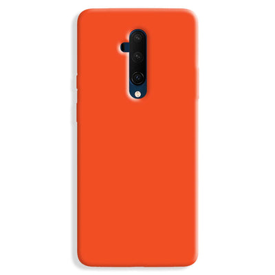 Orange OnePlus 7T Case