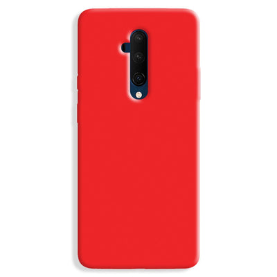 Red OnePlus 7T Case
