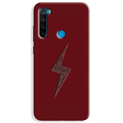 Harry Potter Redmi Note 8 Case