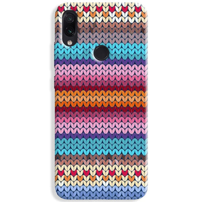 Woolen Redmi Note 8 Case