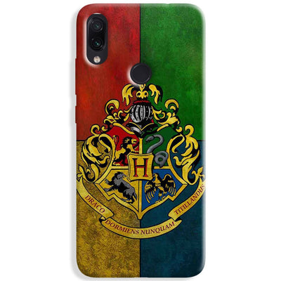 Hogwarts Redmi Note 8 Case