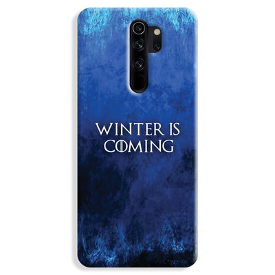 Winter is Coming Redmi Note 8 Pro Case