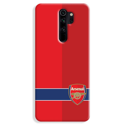 Arsenal Forever Redmi Note 8 Pro Case
