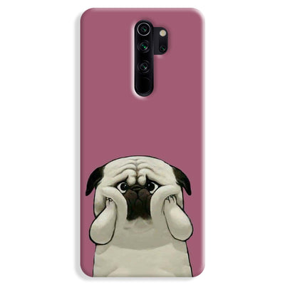 Chubby Puggy Redmi Note 8 Pro Case