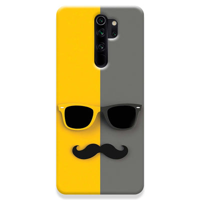 Mr. Mustache Redmi Note 8 Pro Case