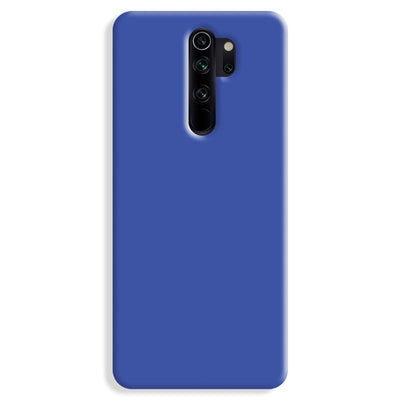 Dark Blue Redmi Note 8 Pro Case