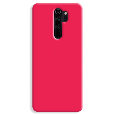 Hot Pink Redmi Note 8 Pro Case