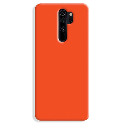 Orange Redmi Note 8 Pro Case