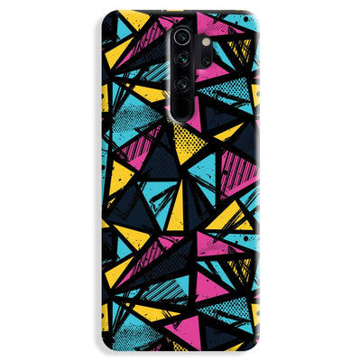 Abstract Redmi Note 8 Pro Case