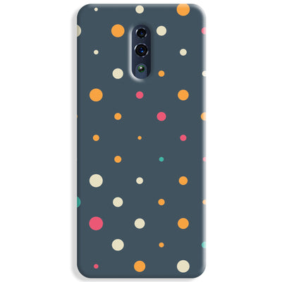 Polka Dot Pattern Oppo Reno Case