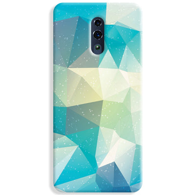 Tiles Mint Oppo Reno Case
