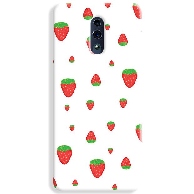 Strawberry Oppo Reno Case