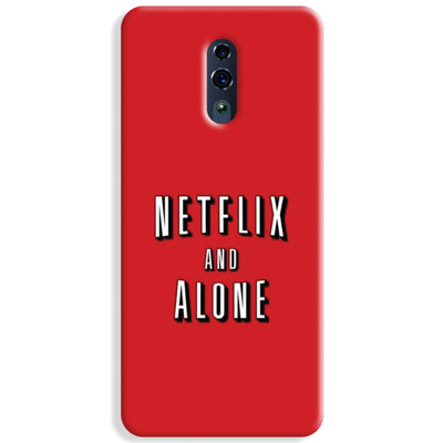 Netflix and Alone Oppo Reno Case