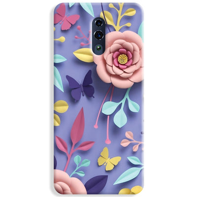 Lively Floral Oppo Reno Case